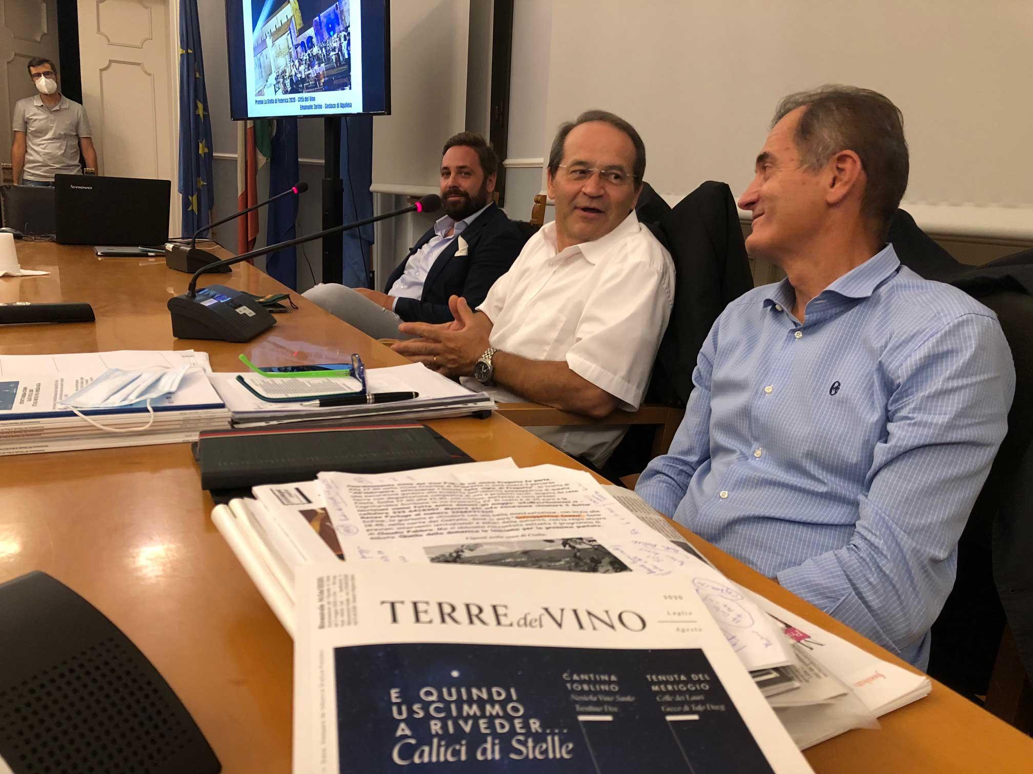 Friuli VG: Duino Aurisina si candida a Città Italiana del Vino 2021