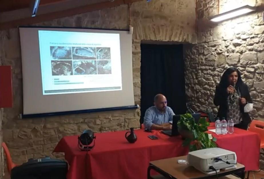 Laboratorio del vino nel villaggio nuragico di Genna Maria-Villanovaforru