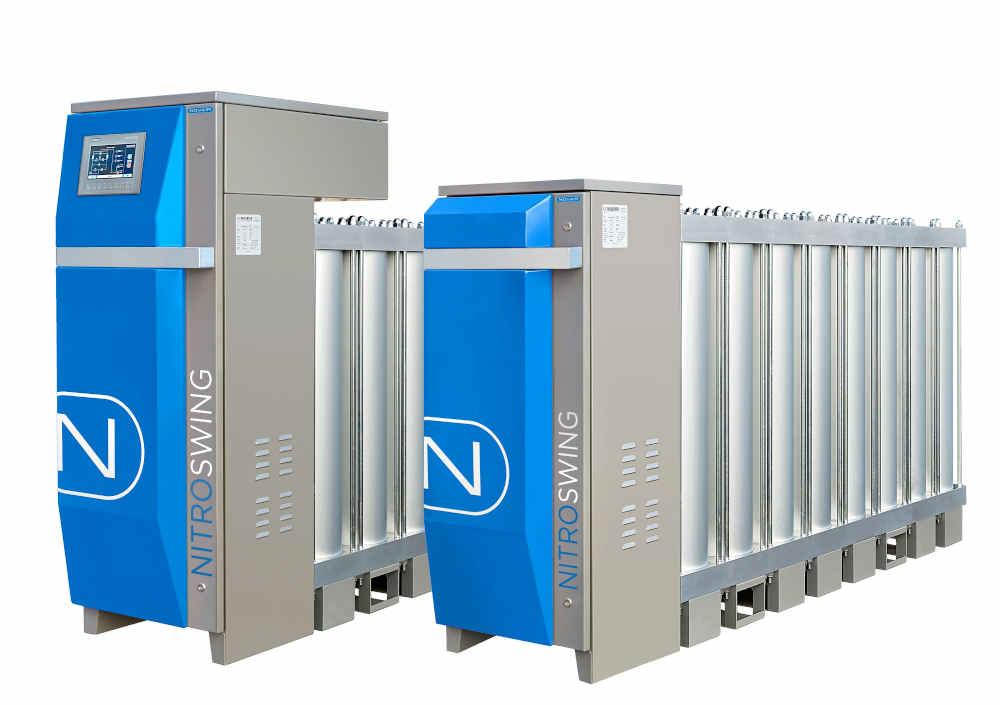 La nuova generazione di generatori di azoto in cantina