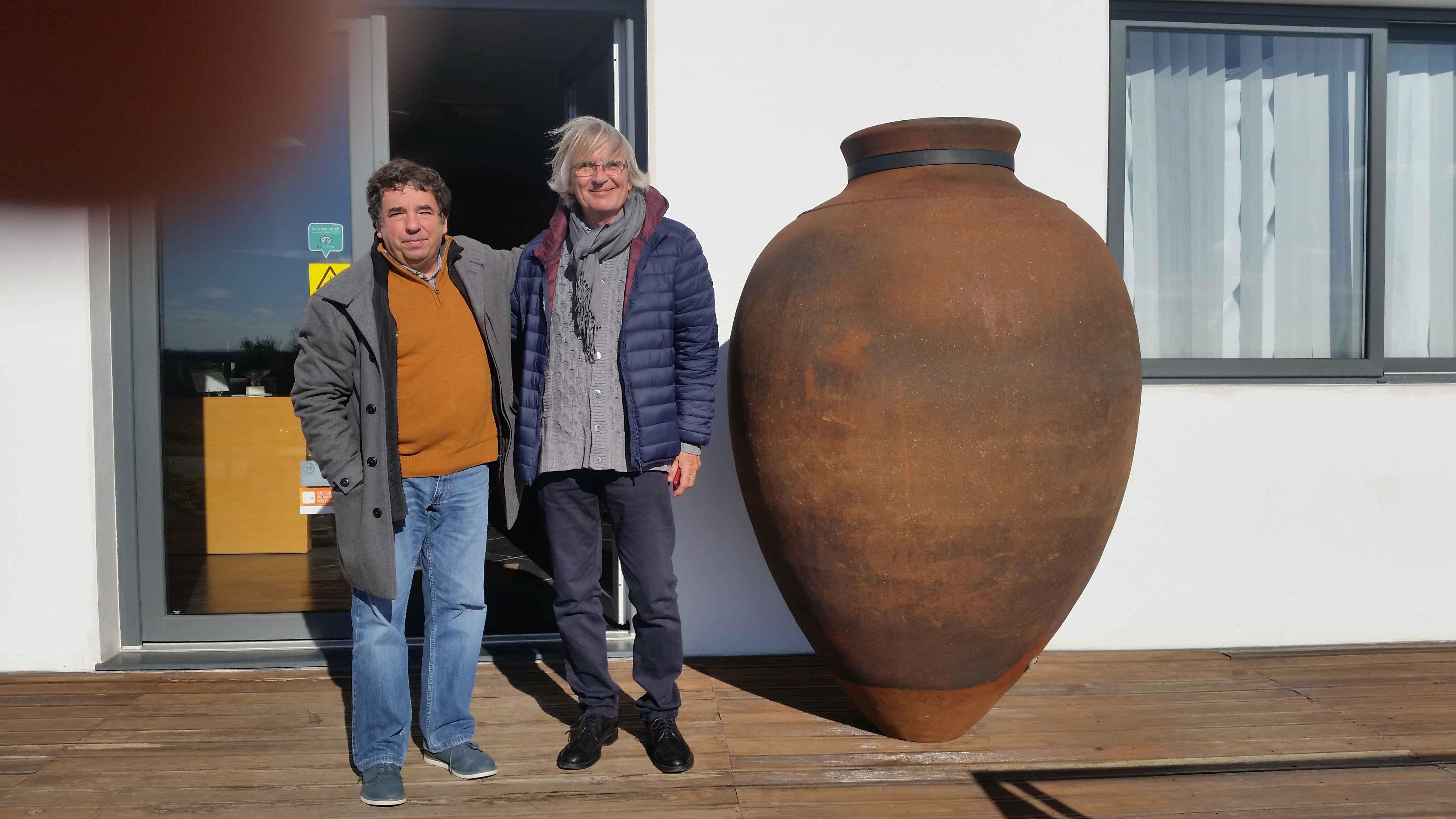Dedicato a Paolo Benvenuti il Concorso enologico delle Città del Vino del Portogallo