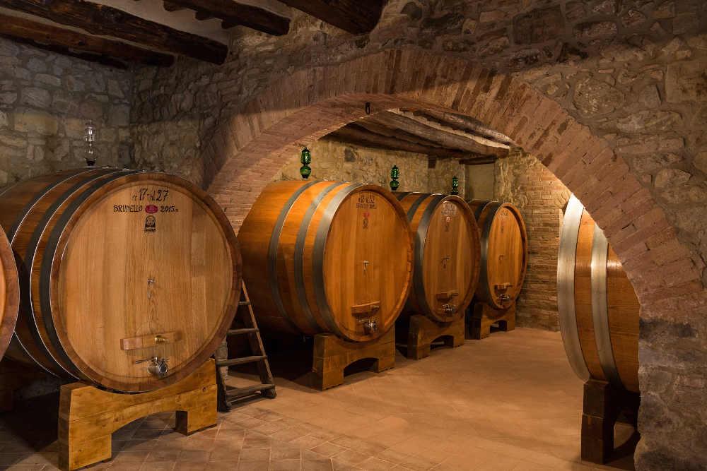 Stella Michelin a Montalcino