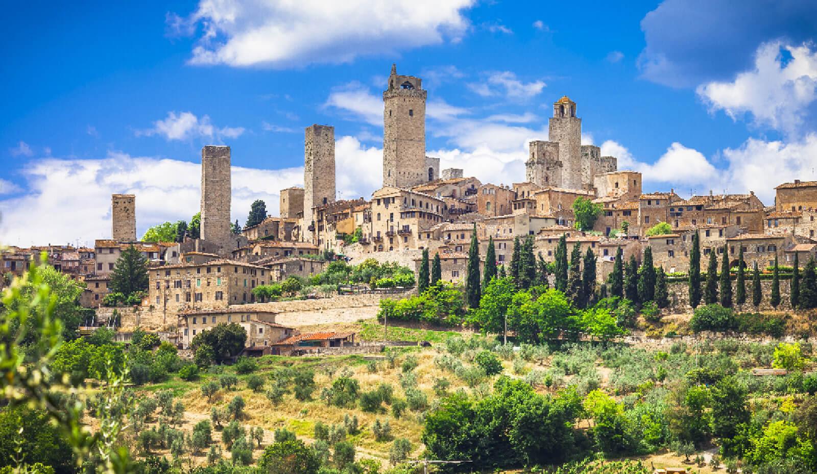 San Gimignano, destinazione turistica d'eccellenza