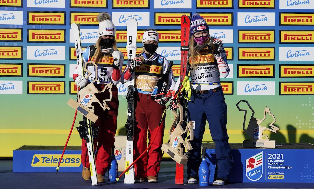 Mondiali di Cortina con le bollicine del Prosecco DOC