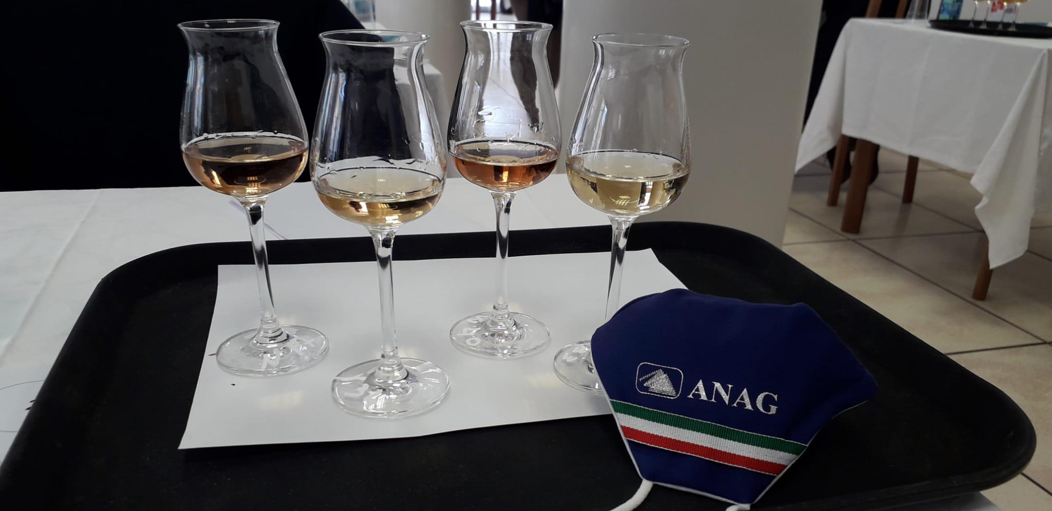 Premio Alambicco d'Oro: al via la 38esima edizione del concorso Anag dedicato a grappe, acquaviti e Brandy