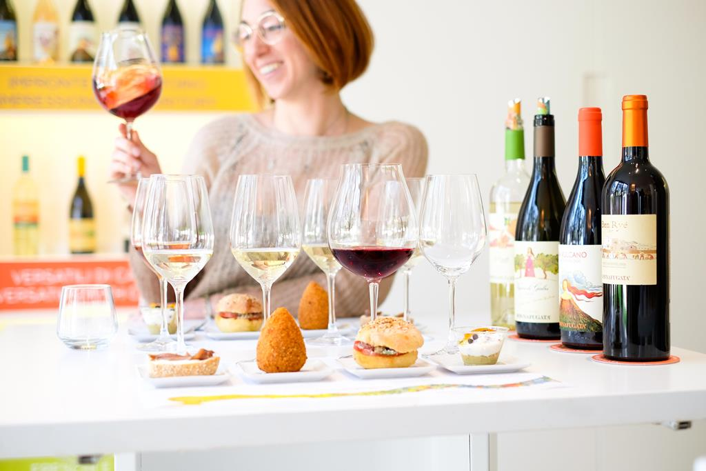 Degustazioni in presenza e Virtual Tasting