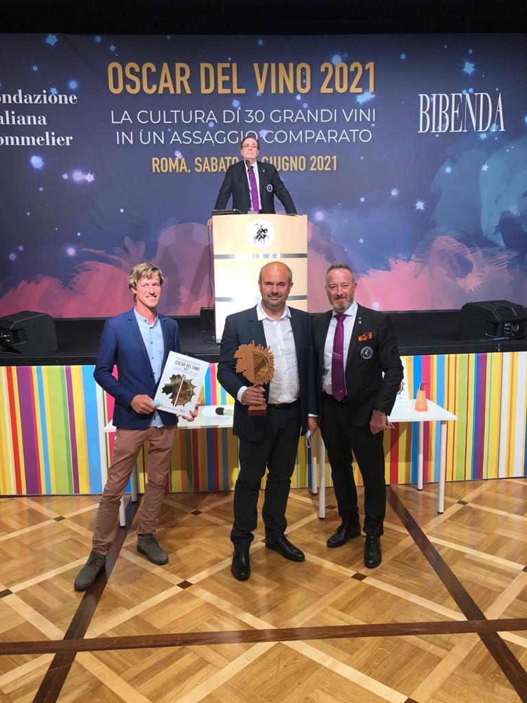 Duino Aurisina e Manzano Oscar del Vino 2021