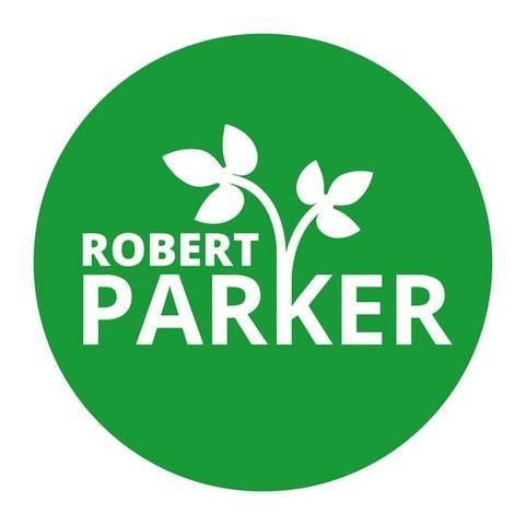 Robert Parker Green Emblem