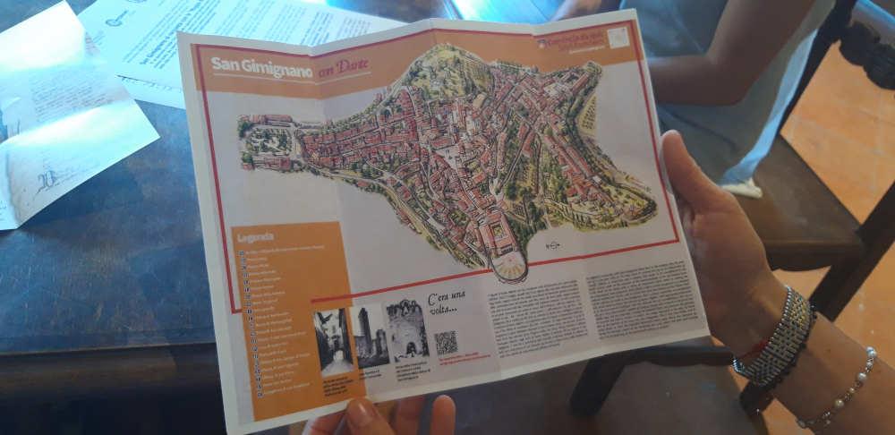 """La """"Mappa di Dante"""""""