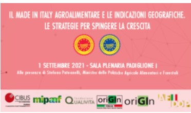 Il made in Italy agroalimentare e le Indicazioni Geografiche