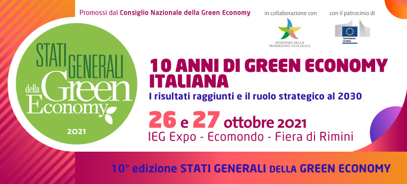 Stati Generali green economy 2021