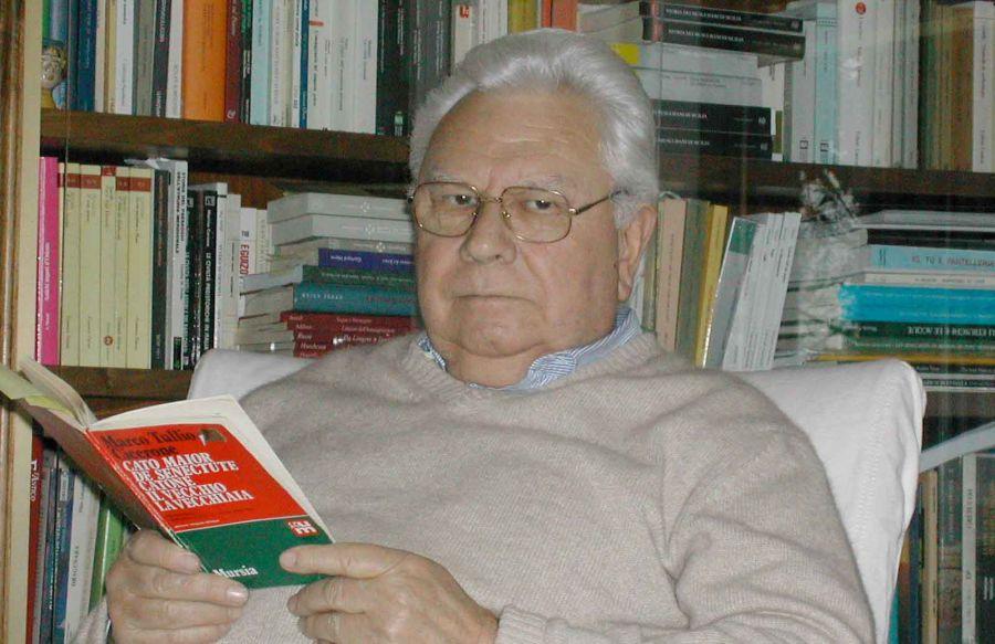 """Un caloroso addio alla  """"bandiera"""" del vino italiano: Giacomo Tachis"""