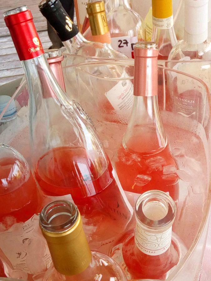 Valtènesi, due sfumature di rosa a Lazise con il Bardolino