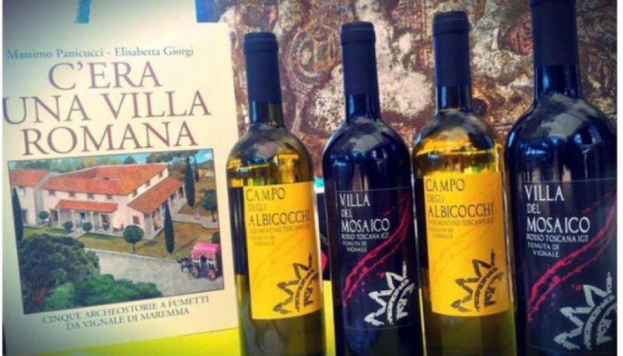 Vignale: archeologia pubblica e produzione vitivinicola di qualità