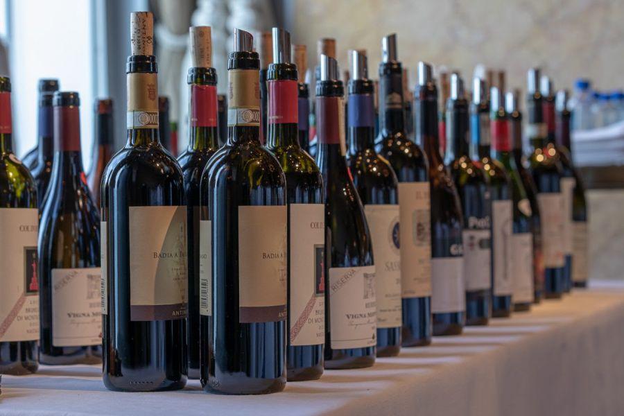 Vino e ristorazione in Italia