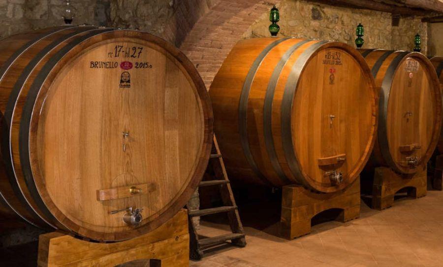 Una goccia di vino falso può danneggiare la storia del Brunello