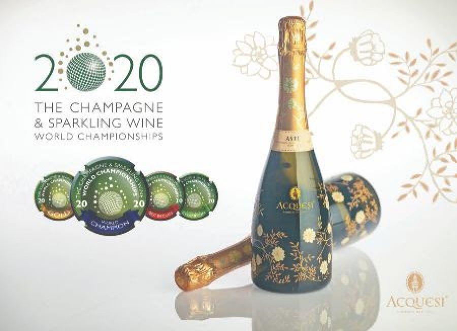 Champagne & Sparkling Wine World Championships