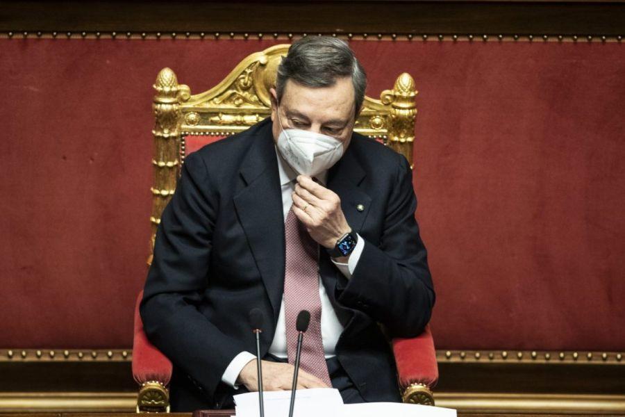 Draghi in Senato: bene ambiente e biodiversità