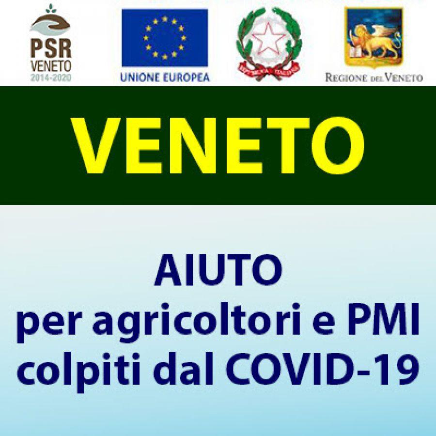 Veneto: contributo per agricoltori  colpiti dalla crisi Covid-19
