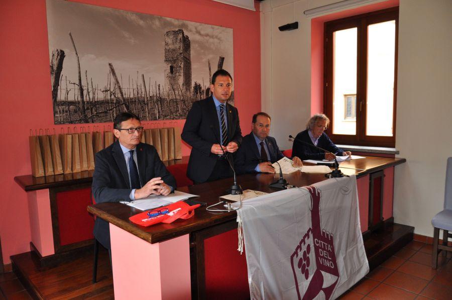 Gattinara è il primo Comune in Piemonte ad ottenere il riconoscimento per il recupero delle perimetrazioni dei paesaggi agrari storici ricoperti da vegetazione
