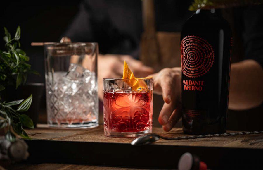 Un Vermouth peccaminoso ispirato a Dante