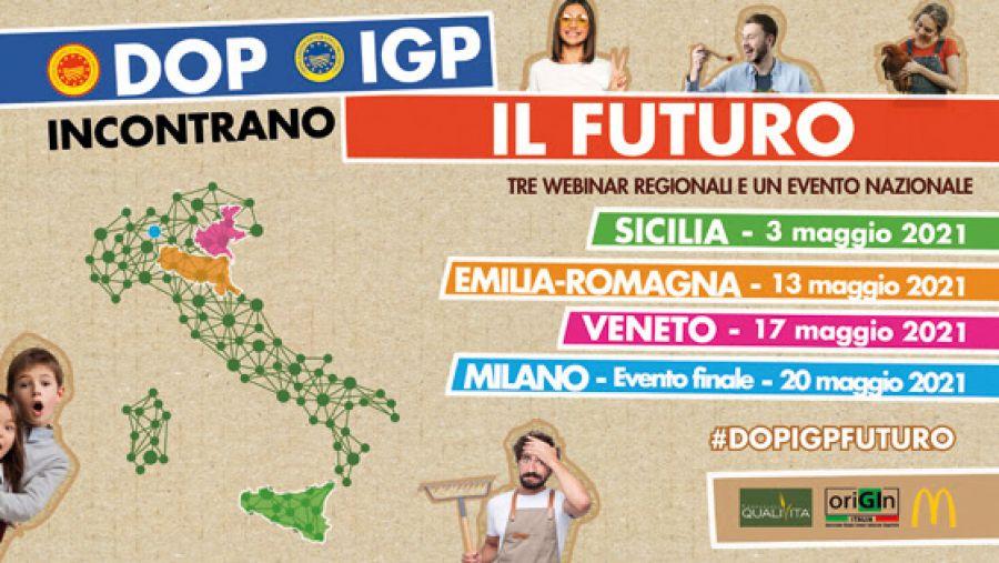 DOP IGP incontrano il Futuro