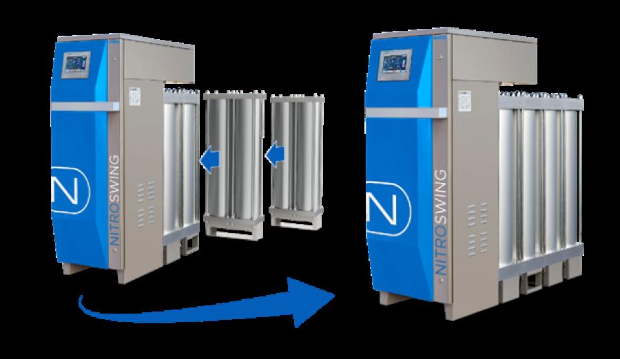 Generatori di azoto sicuri, ecologici e di qualità