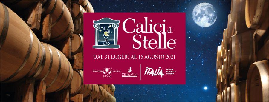 Calici di Stelle 2021 nelle Città del Vino della Calabria