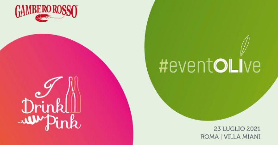 I Drink Pink - EventOLIve a Roma
