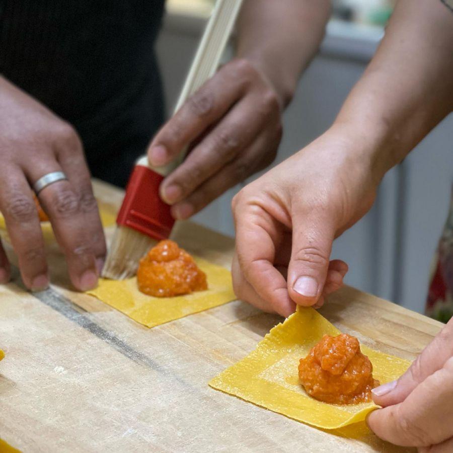 La cucina di Montalcino si racconta con il Brunello