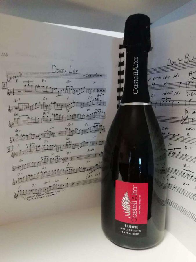 CastellAlta, la musica in un calice