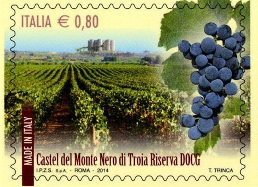 Castel del Monte Nero di Troia Riserva