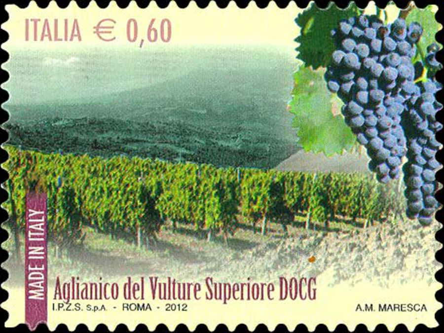 Aglianico del Vulture Superiore