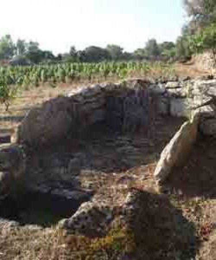 Sos lacos de catzigare: i palmenti della Sardegna centrale
