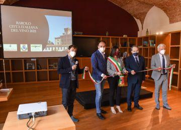 Inaugurata Barolo Città Italiana del Vino 2021