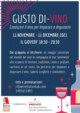 Gusto Di-Vino, a Siena la seconda edizione